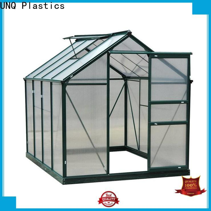 UNQ clear poly panels Supply for garden