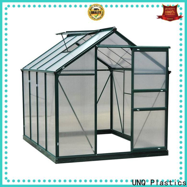 UNQ commercial greenhouse plans manufacturers for garden