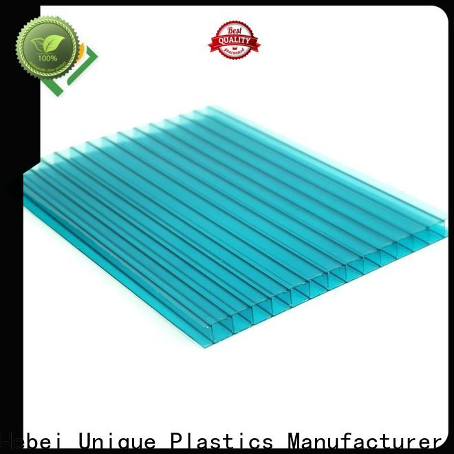 Best 4mm polycarbonate sheet Suppliers for architectural lighting roof