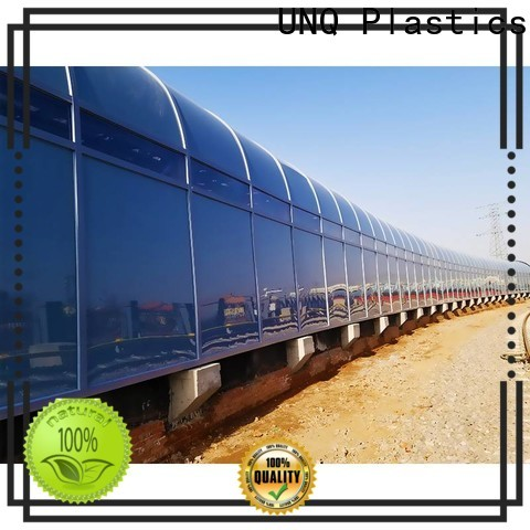 UNQ 4mm polycarbonate sheet Suppliers for greenhouse