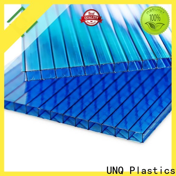 Latest polycarbonate roofing systems factory for architectural lighting roof