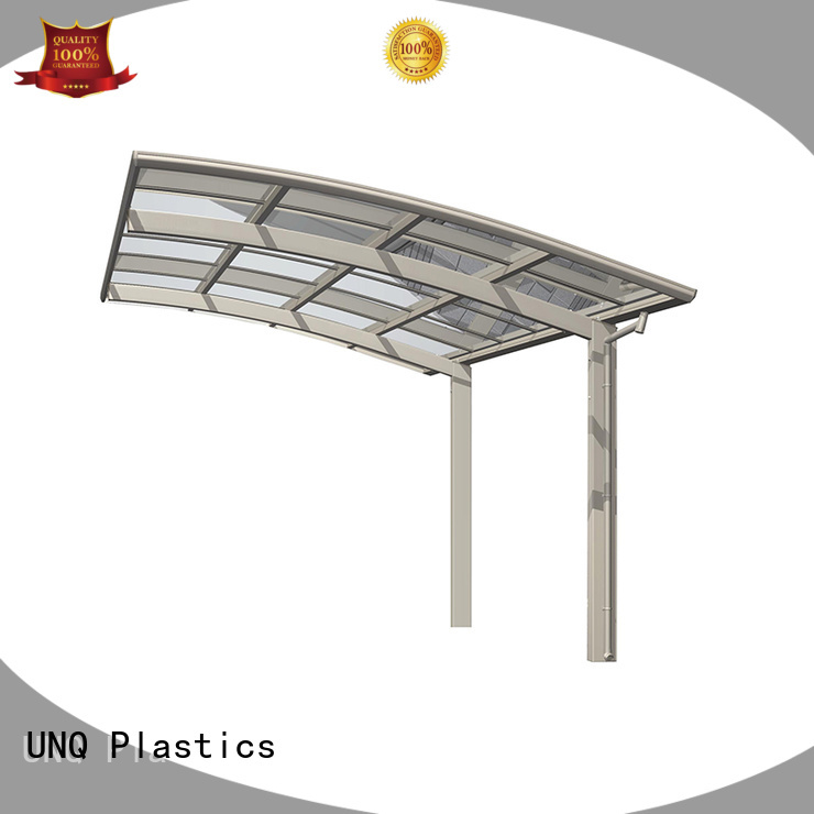 New clear corrugated polycarbonate roof panels manufacturers for real estate garden facilities