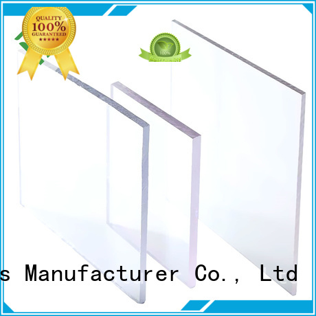 UNQ polycarbonate clear plastic sheet company for greenhouse