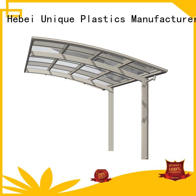 UNQ single carport dimensions Suppliers for real estate garden facilities