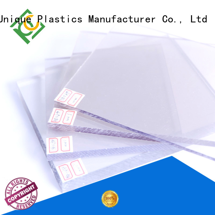 UNQ palsun polycarbonate sheet Suppliers for greenhouse