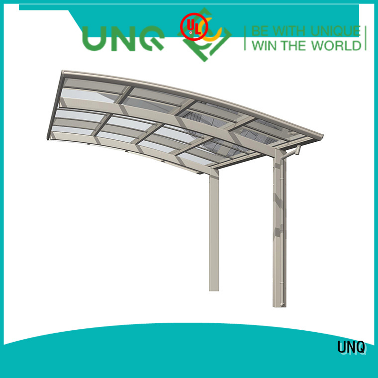 Wholesale twin wall polycarbonate sheets company for car park
