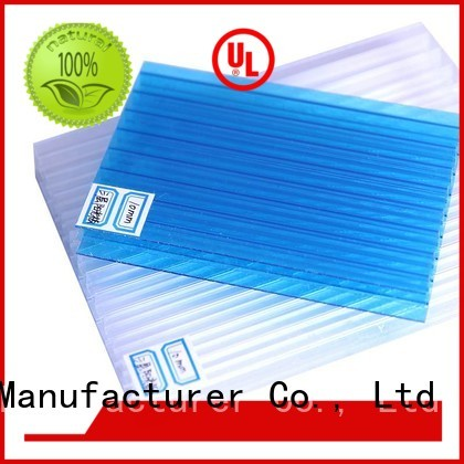 UNQ New pc lite polycarbonate sheet price Suppliers for building interior decoration