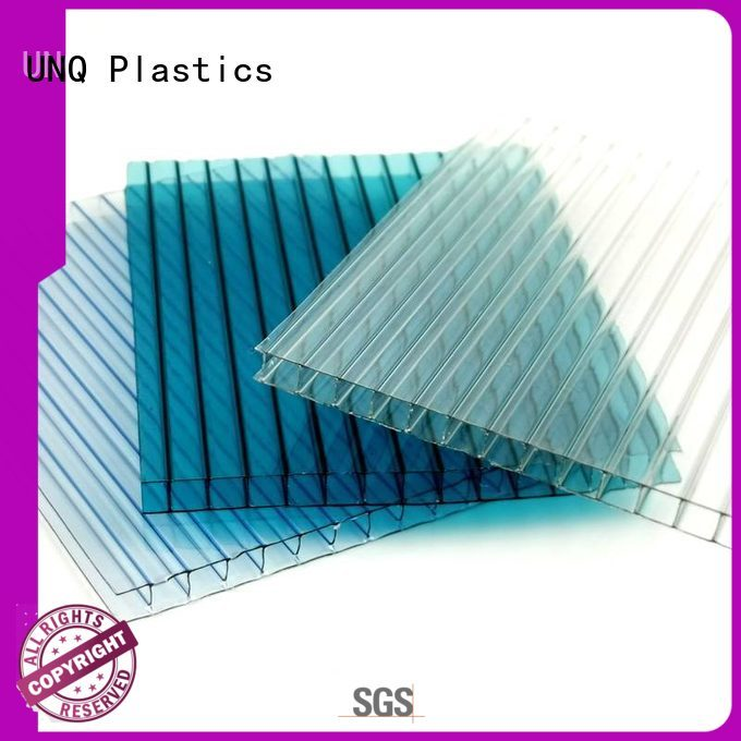 UNQ Top 6mm acrylic sheet company for building interior decoration