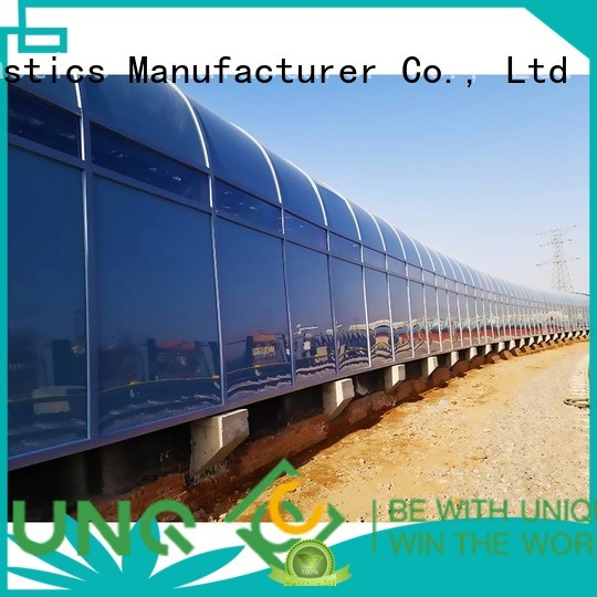 High-quality polycarbonate sheet fabrication for business for office buildings