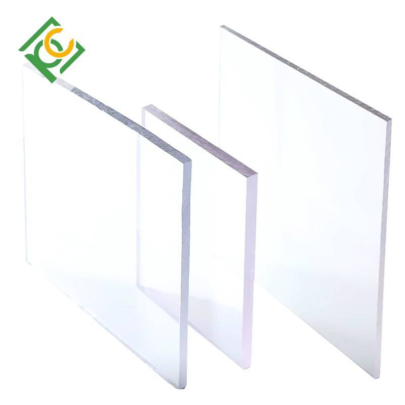 solid polycarbonate clear sheet customization
