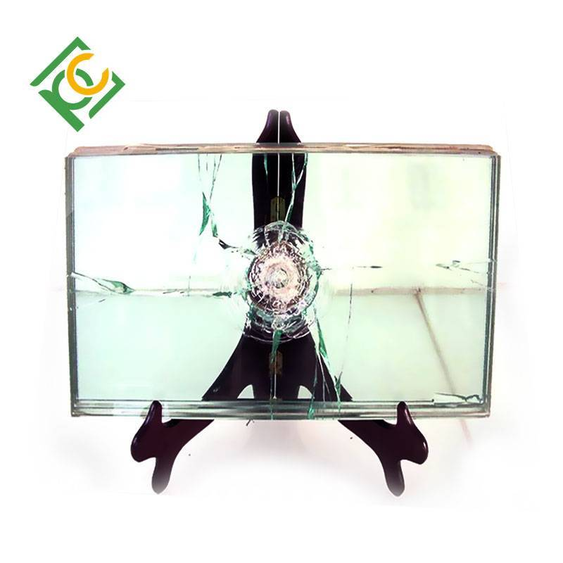 Clear solid polycarbonate  sheet bulletproof glass