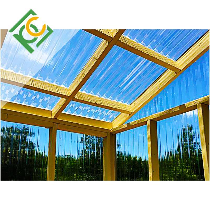 Factory Price Wholesale Polycarbonate Roof Sheets Unq