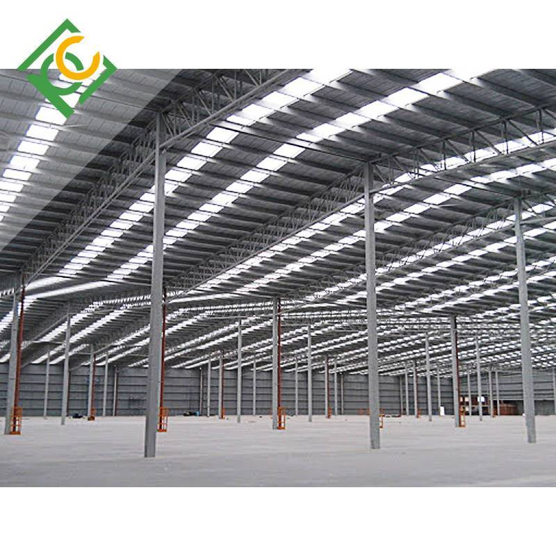 Warehouses corrugated polycarbonate sheet