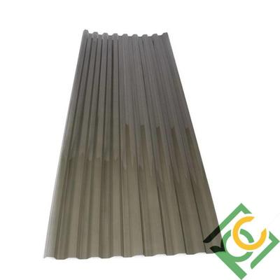 Polycarbonate Corrugated Roof Panel