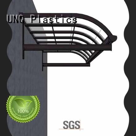 UNQ steel door canopy Suppliers for private garden