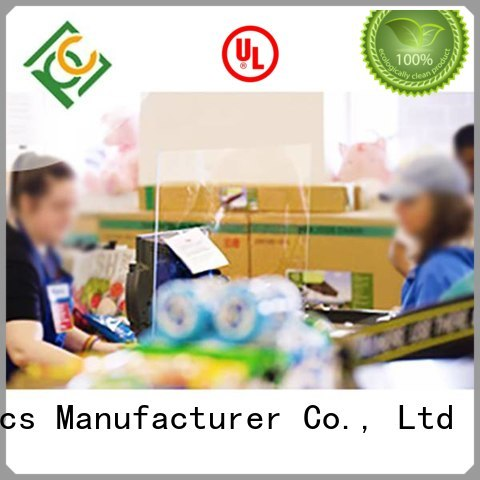 UNQ High-quality opaque polycarbonate roofing manufacturers for greenhouse