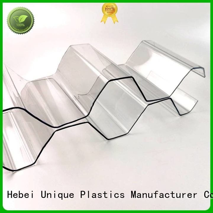 UNQ Latest optix acrylic sheet factory for agricultural vegetable greenhouse