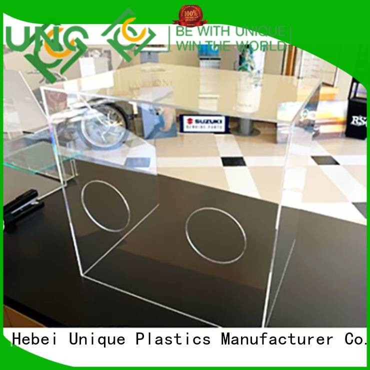 UNQ High-quality opaque polycarbonate panels Supply for LED panel board
