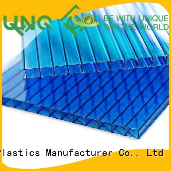 UNQ Wholesale acrylic mirror company for building interior decoration