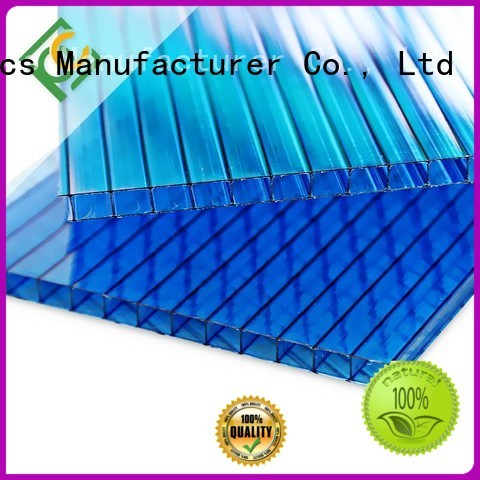 UNQ New pc lite polycarbonate sheet Supply for architectural lighting roof