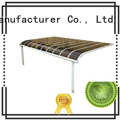 UNQ door canopy awning shelter factory for patio
