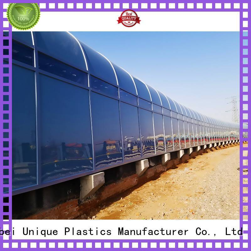 UNQ perspex sheet factory for LED panel board