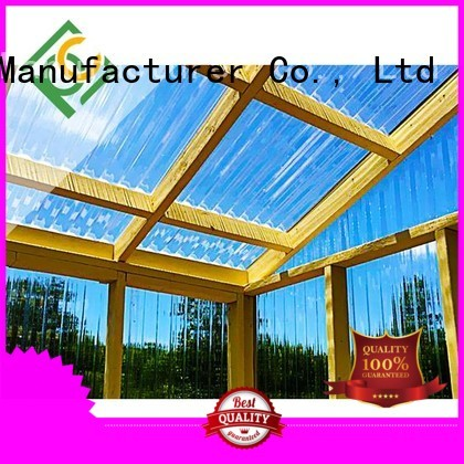 UNQ polycarbonate sheet suppliers Suppliers for air transparent container
