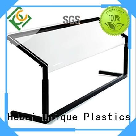 UNQ polycarbonate distributors factory for air transparent container