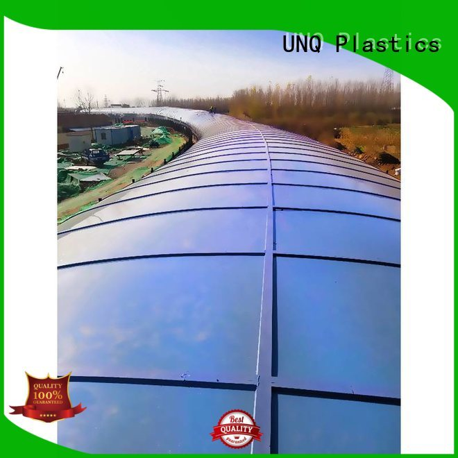 Best 6mm polycarbonate panels Suppliers for air transparent container