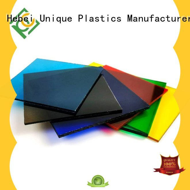 Best hyzod polycarbonate sheet factory for LED panel board