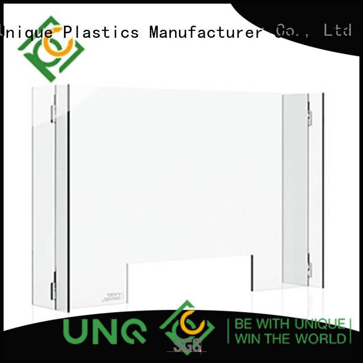 UNQ bronze polycarbonate roof for business for air transparent container