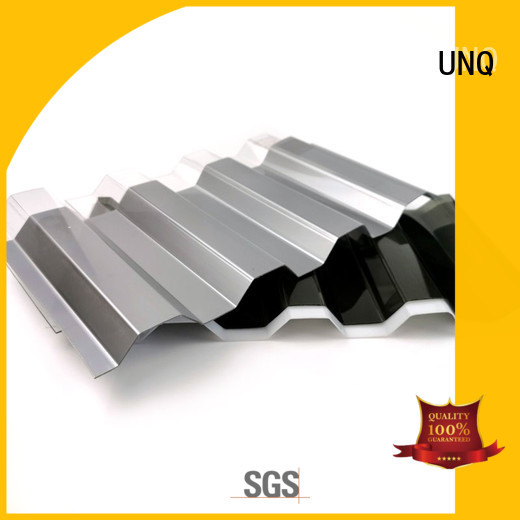 UNQ greenhouse plastic sheeting Supply for commercial buildings