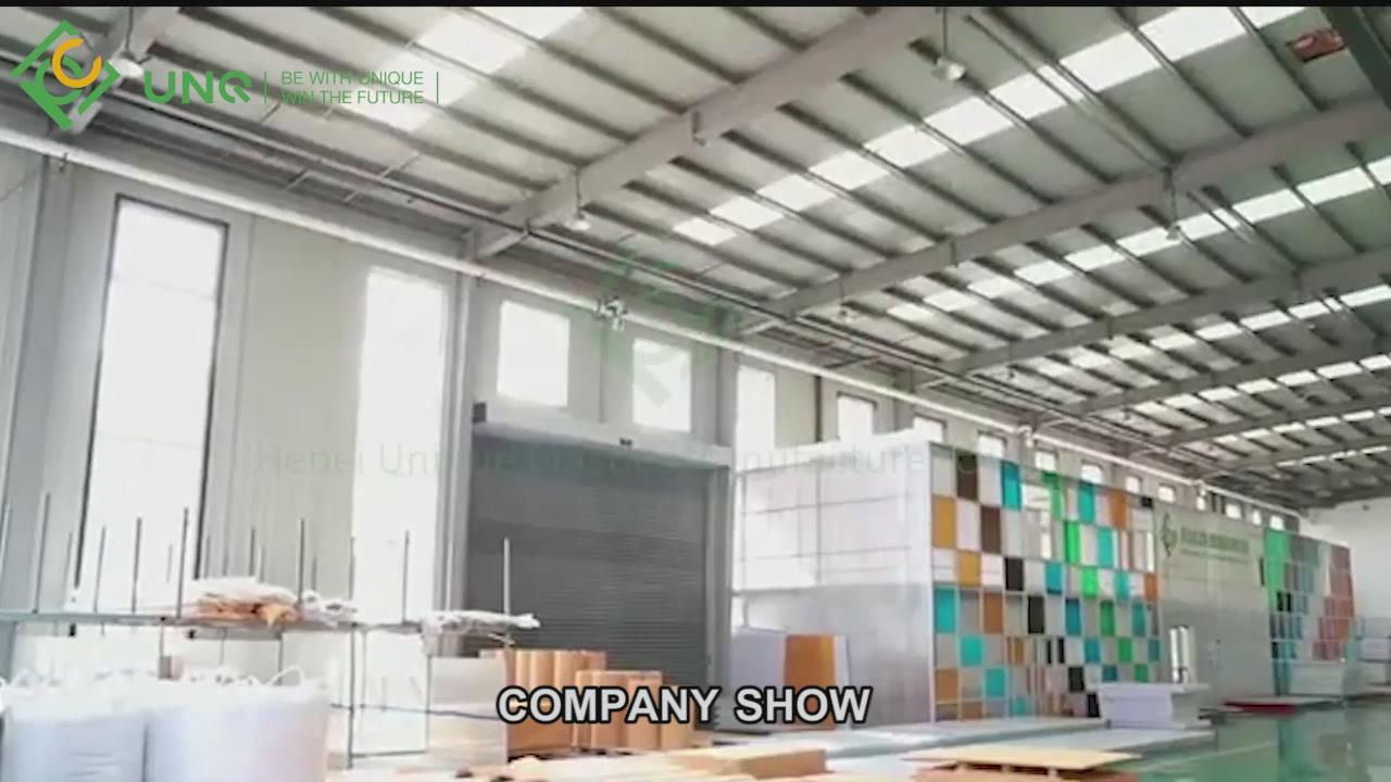 Hollow polycarbonate sheet roof panels Video