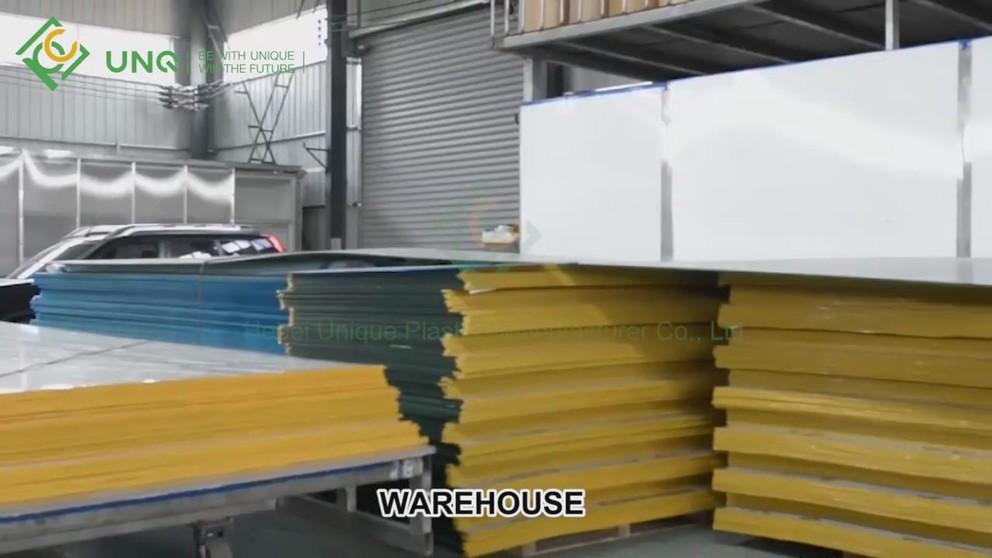 U-LOCK polycarbonate sheet Video