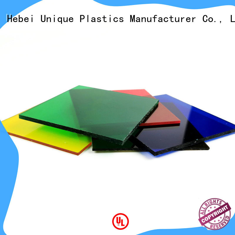 UNQ Best polycarb roof sheeting company for office buildings