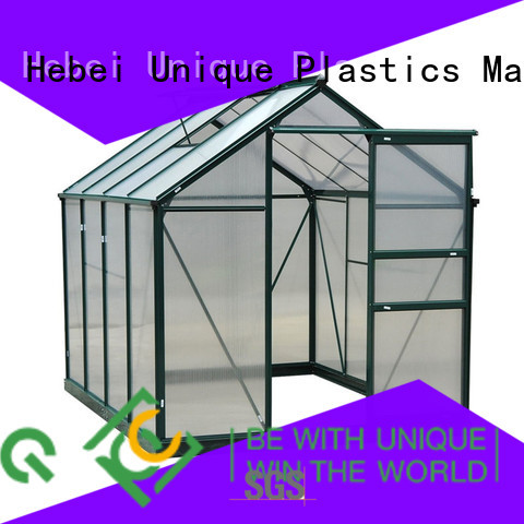 Wholesale hobby greenhouse kits factory for flower planting