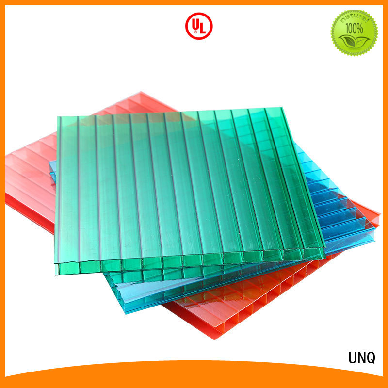 High-quality plastic laminate sheets for business for railway station and aviation overpass