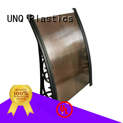 UNQ Best polycarbonate producers factory for private garden