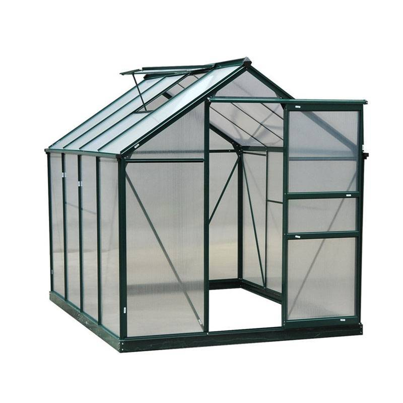 Garden greenhouse heat insulation wind resistance UV protection