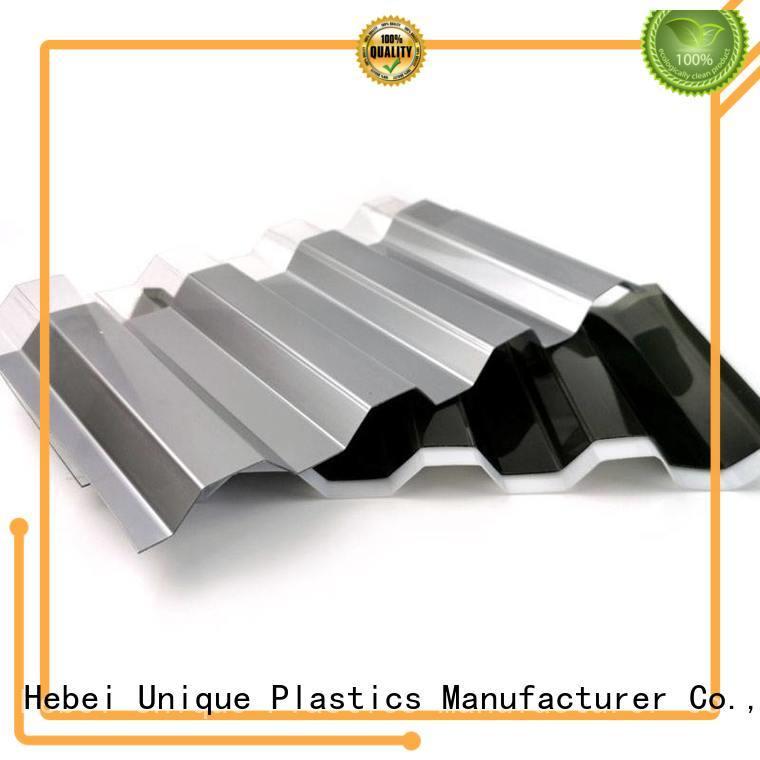 UNQ makrolon polycarbonate for business for warehouse