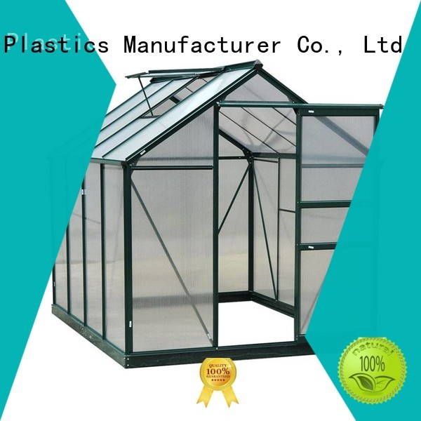 New greenhouse polycarbonate sheet prices for business for agricultural vegetable growing