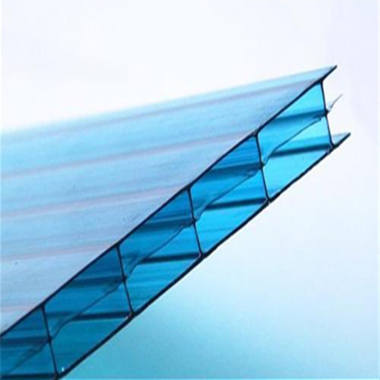 High Resistance multiwall polycarbonate sheet for Greenhouse