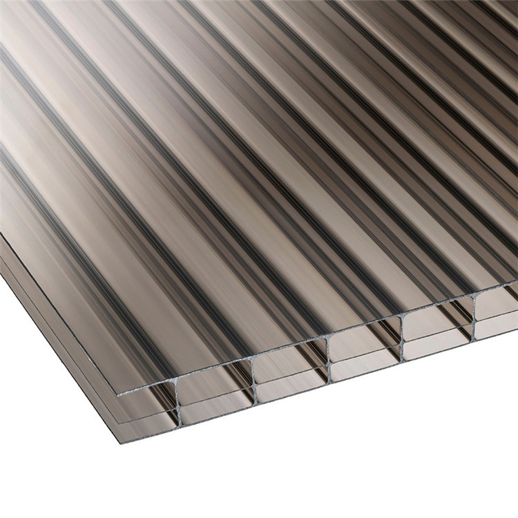 Multiwall Polycarbonate Panels for  Roof